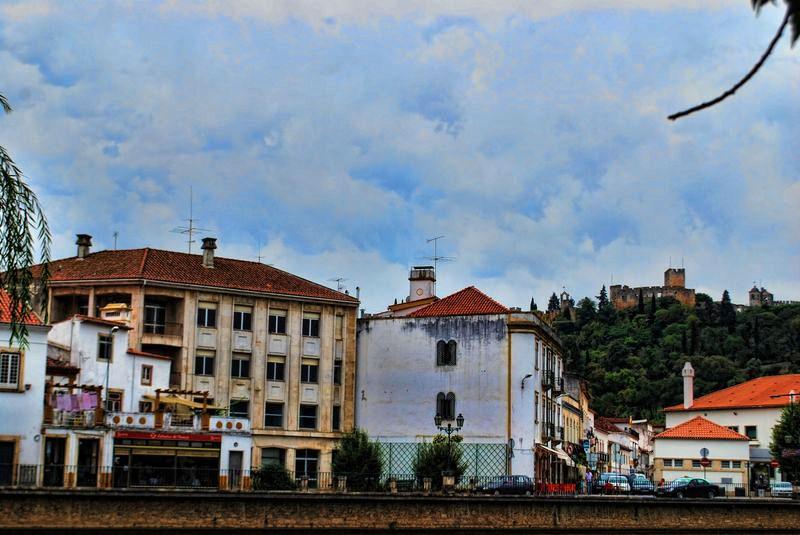 Some buildings at Rua Marquês de Tomar