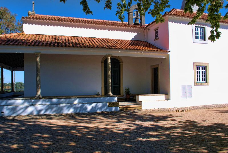 Chapel of Nossa Senhora da Piedade in Tomar, Portugal