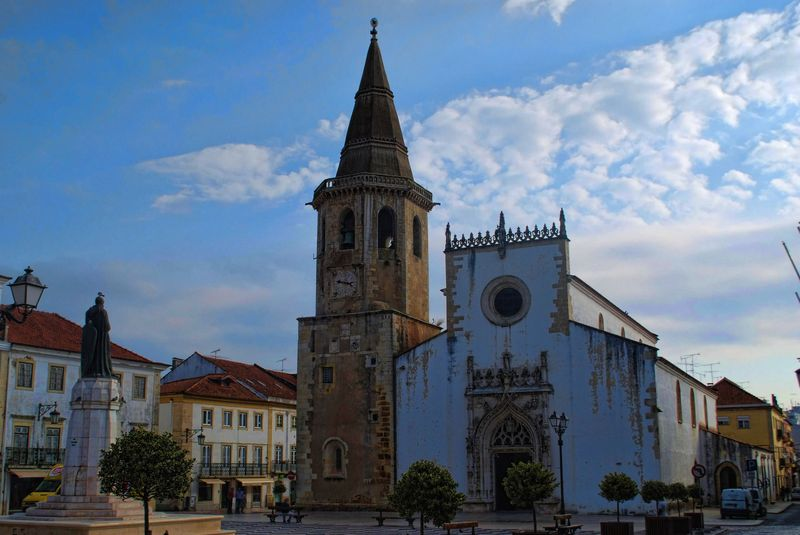 Church of Saint John the Baptist in Tomar