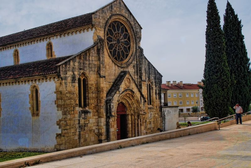 Santa Maria dos Olivais, Knights Templar Church in tomar