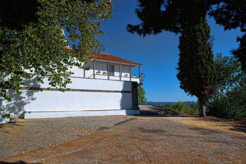 Ermida da Senhora do Monte, Cidade de Tomar, Portugal