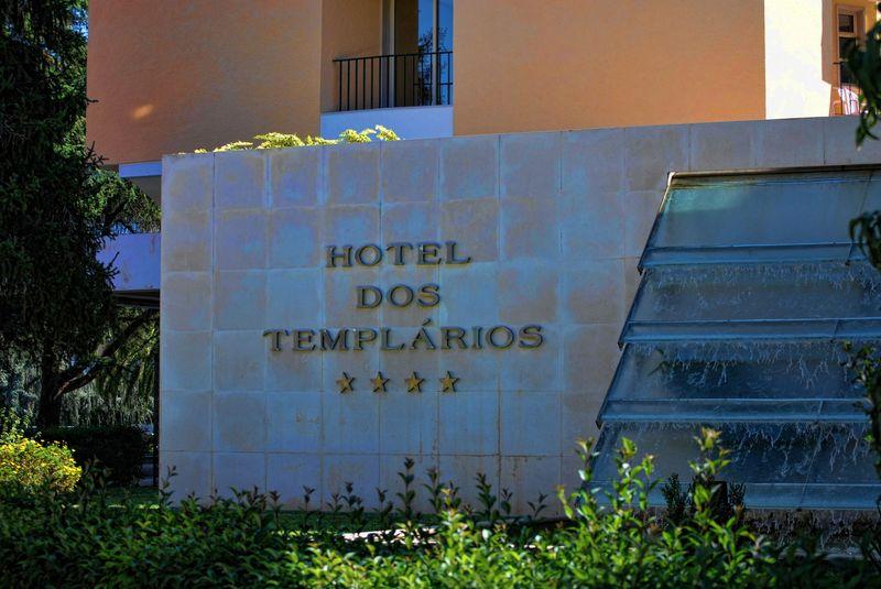 Hotel dos Templários in Tomar, Portugal