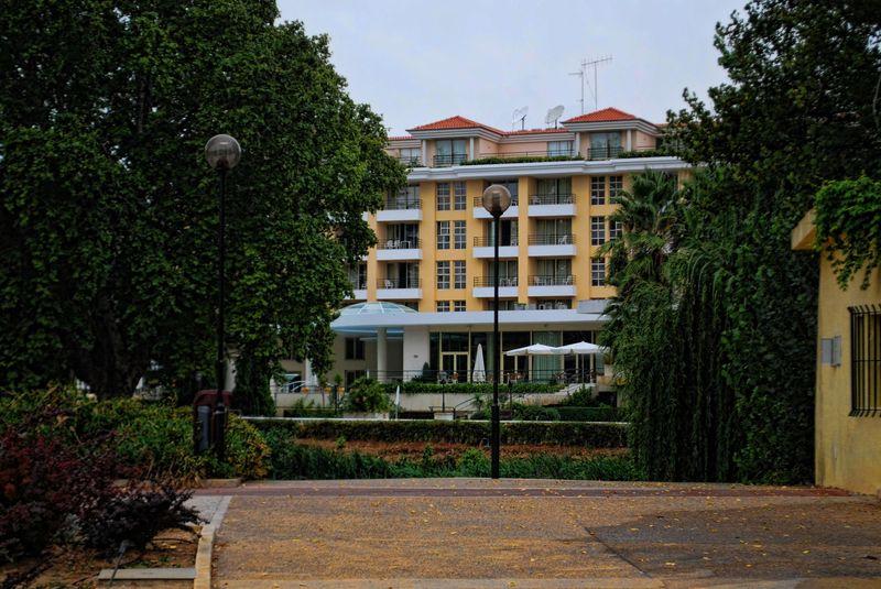 Hotel dos Templários in Tomar