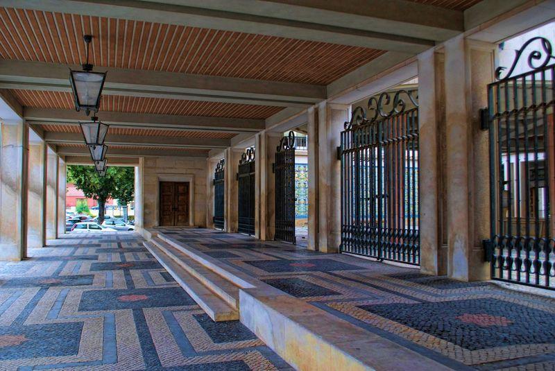 Tribunal Judicial de Tomar, Portugal, Europe