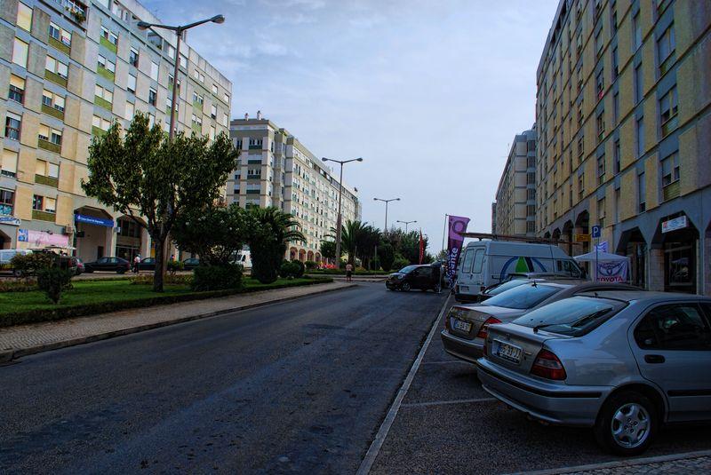 Alameda Primeiro de Março, great commercial area