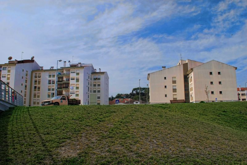 Apartments near Nabão River at Flecheiro in the City of Tomar