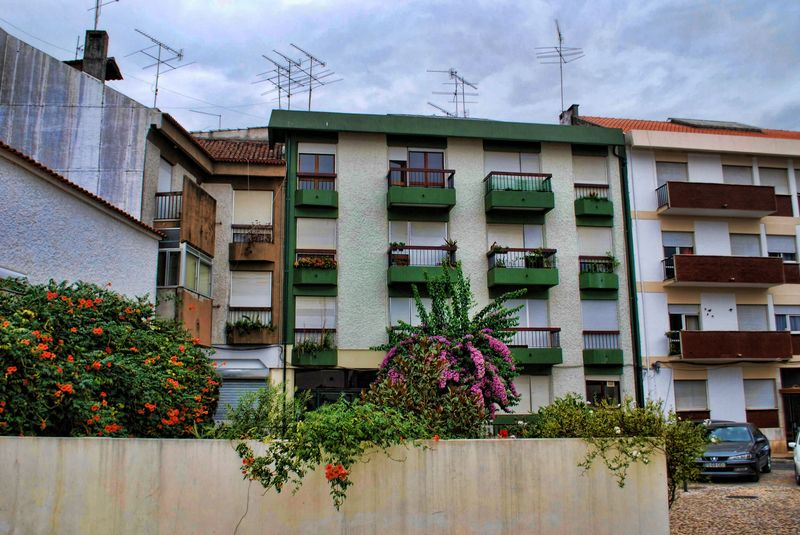 Apartments at Travessa Fonte do Choupo in the City of Tomar in Portugal