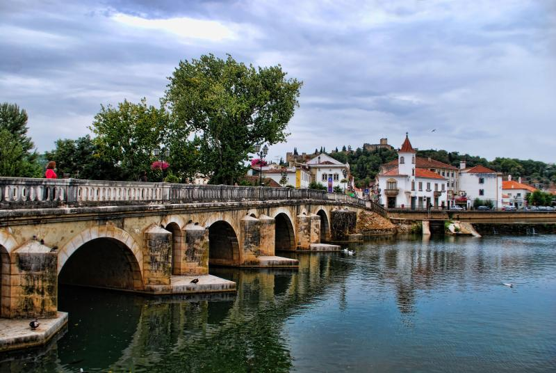 Old Bridge in Tomar