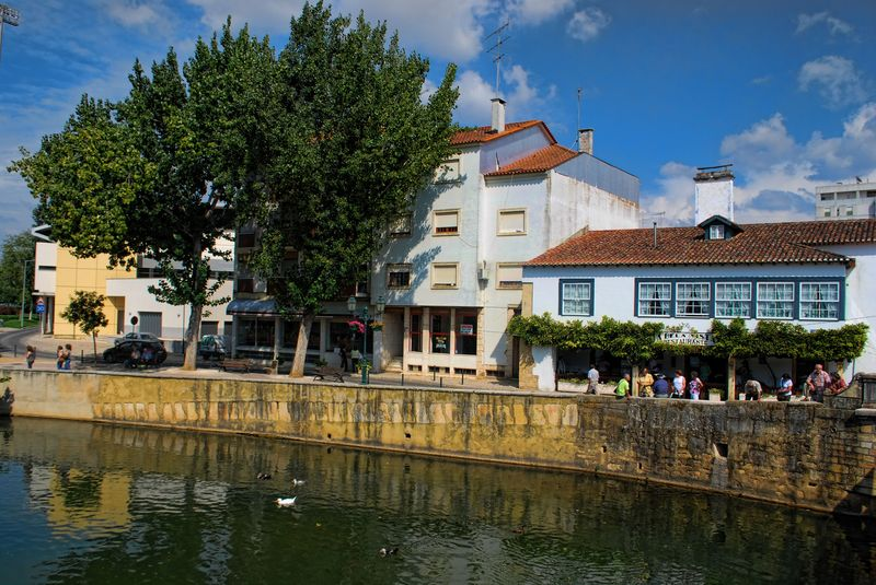 Bela Vista Restaurant in Tomar, Portugal