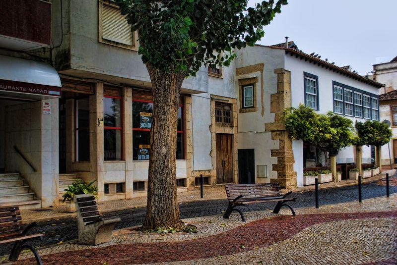 Nabão Restaurant in Tomar, Portugal