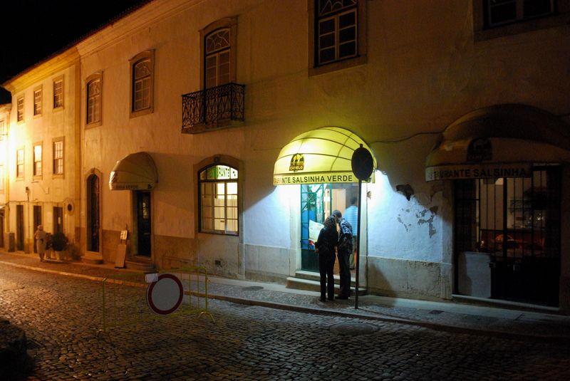 Restaurante Salsinha Verde, Cidade de Tomar, Portugal