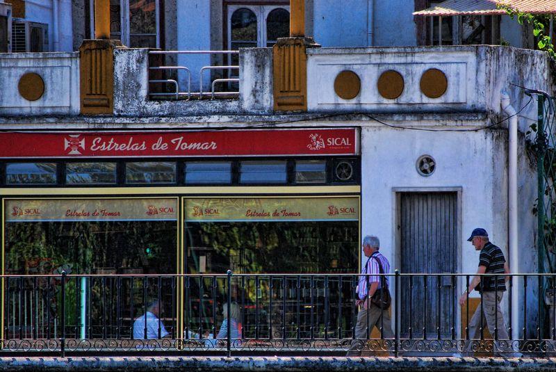 Pastelaria Estrelas de Tomar in Portugal Europe