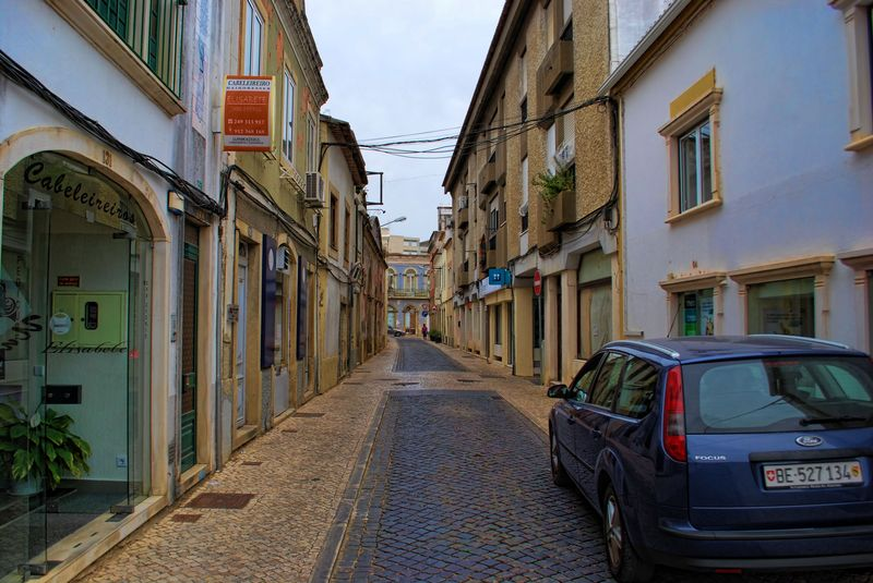 Rua do Centro Republicano, Tomar, Portugal
