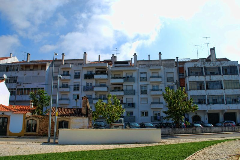 Apartments near Rua do Centro Repúblicano in the City of Tomar in Portugal