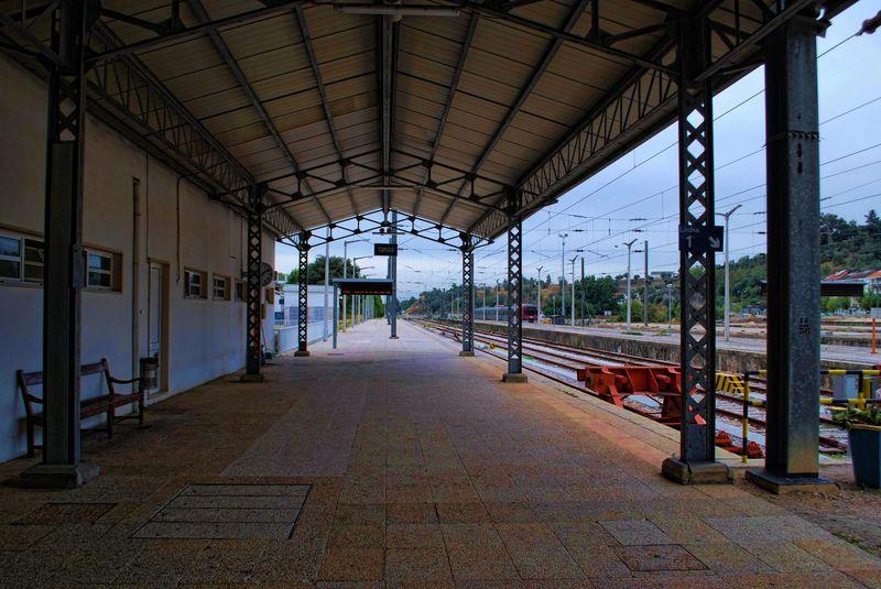 Estação de Tomar, Portugal