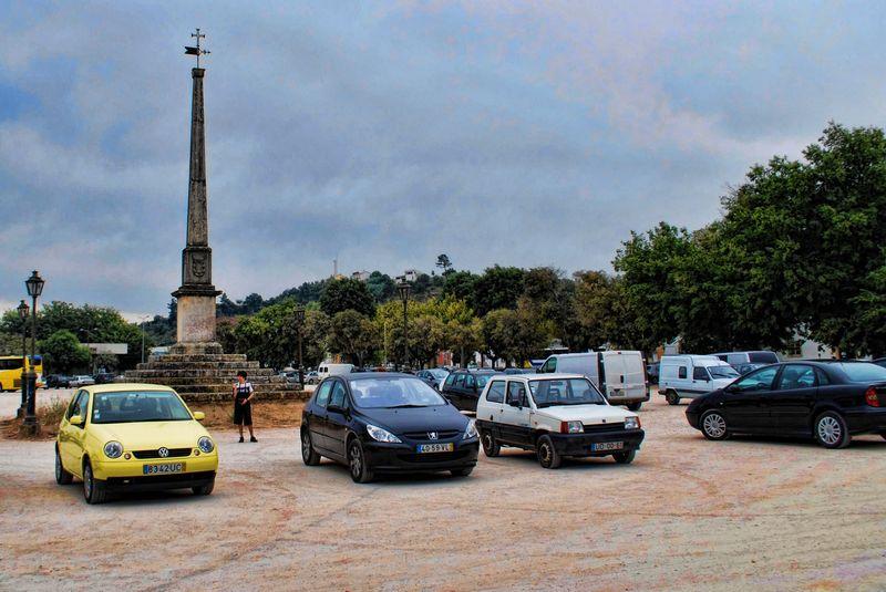Pelourinho de Tomar at Varzea Grande , City of Tomar